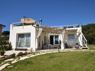 Photo for Villa 150 m from the sea with  4 beds