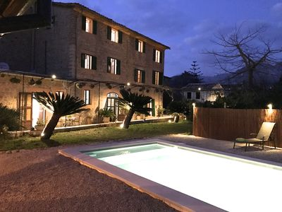 Photo for Town House with Pool in Central Soller