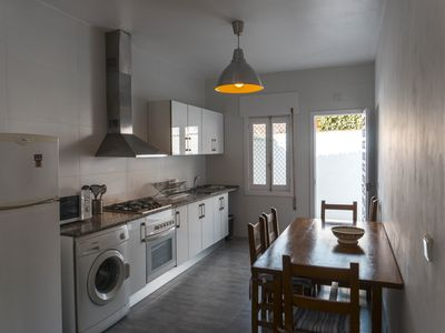 Photo for Chalet I with wifi, terrace and garden in the Mar Menor
