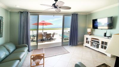 Beach Front 3BR 2 BA Villa Near Siesta Key Village