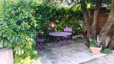 Photo for promo May June 3 room apartment with garden, cherry tasting, parkin