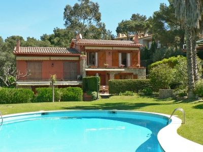 Photo for 3 bedroom Villa, sleeps 6 in Llafranc with Pool and WiFi
