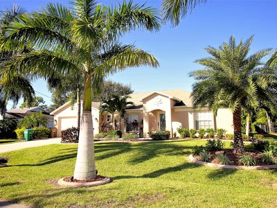 "Photo for Villa ""Mio Sogno"" heated pool in a prime location Cape Coral"