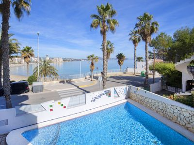 Photo for Apartment Rocamar in Calpe/Calp - 6 persons, 3 bedrooms
