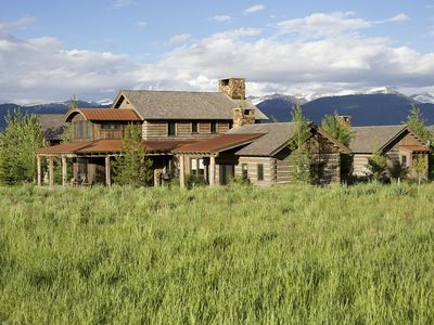 """Photo for USE PROMO CODE """"10 Off"""" - Private Home on 5 Acres Close To Jackson Hole!"""