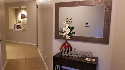 Photo for Newer home 3 miles to Lackland BMT grad, minutes to SeaWorld, Riverwalk