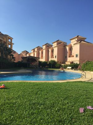Photo for First Floor Apartment On Golf Resort, Shared Pool Well Equipped Apartment