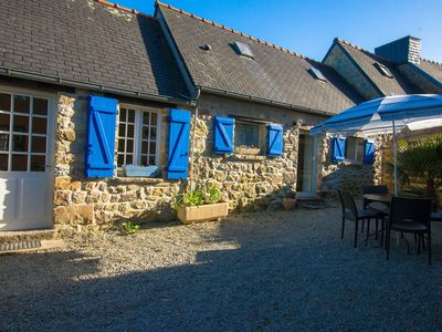 Photo for Stone house near beach between Crozon and Camaret