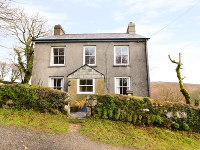 Photo for BRIMPTS COTTAGE, pet friendly, with open fire in Dartmeet, Ref 997553
