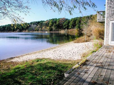 Photo for Pet friendly on White's Pond!