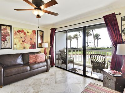 Photo for Casa del Mar's Seagull Crossing: Gulf view, 2 community pools. FREE activities!