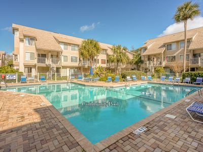 Photo for Our Beach is Open! Updated villa-Great location! Walk to beach & Coligny