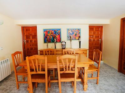 Photo for Apartment in Mont-roig del Camp with Parking, Internet, Washing machine, Pool (345851)