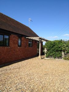 Photo for Pool Meadow cottage - Knollands Farm