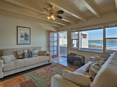 Photo for Waterfront San Diego Condo - Walk to Mission Beach