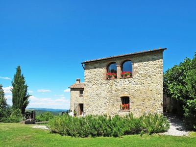 Photo for Vacation home I Colli di Travale (TRV115) in Travale - 3 persons, 1 bedrooms