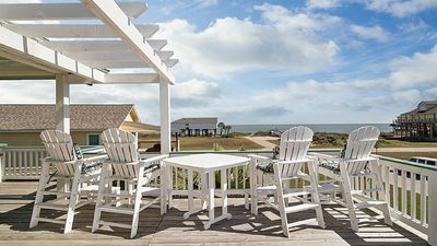 Photo for Treasure Island Home w/Private Deck -Walk to Beach