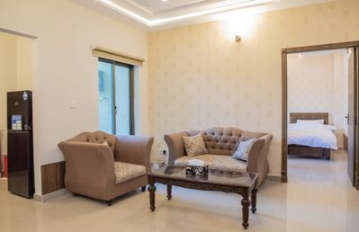 Photo for Inviting 1-Bed Apartment in Islamabad