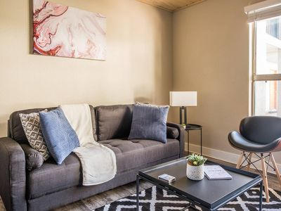 Photo for Contemporary 1BR Apt in the Historic District