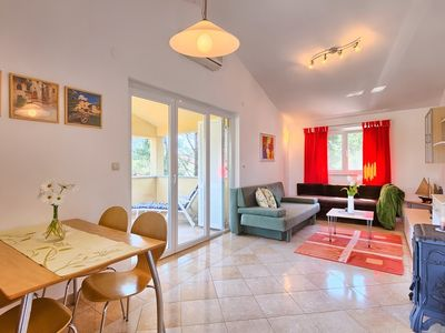 Photo for Apartment in the center of Premantura with Internet, Air conditioning, Terrace, Balcony (687581)