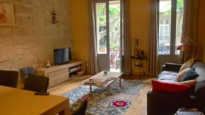 Photo for 2BR Apartment Vacation Rental in Uzès, Occitanie