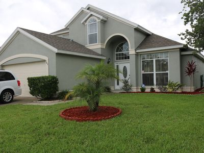 Disney Area Florida: Davenport Palms Villa Rental, With Large Private Pool