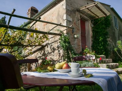 Photo for 2BR Farmhouse Vacation Rental in Chiusdino SI, Tuscany