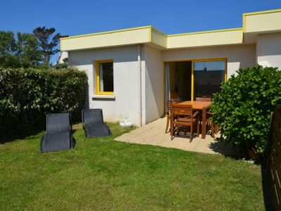 Photo for House T3 with swimming pool 100m from the beach located in Le Conquet