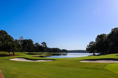 Newly renovated Great Waters Golf Course