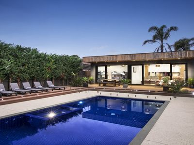 Photo for Beachfront Pool House