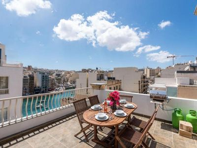 Holiday apartment St. Julians for 2 - 9 persons with 3 bedrooms - Holiday apartment