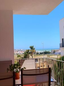 Photo for Lovely flat with outdoor swimming pool & tennis court