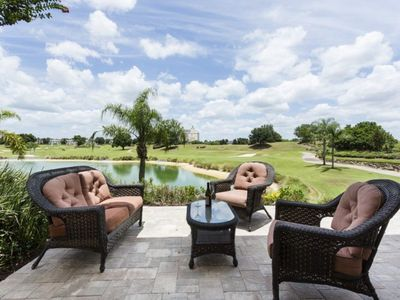 Photo for Imagine Your Family Renting This Luxury Contemporary Style Villa on Reunion Resort and Spa, Orlando Villa 1550