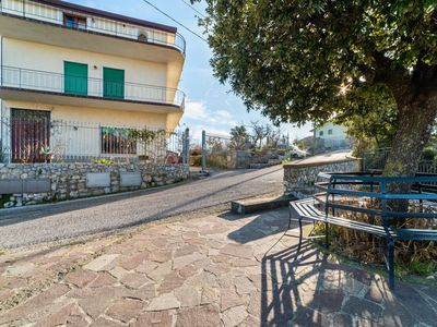 Photo for Traditional Apartment in Agerola with Garden