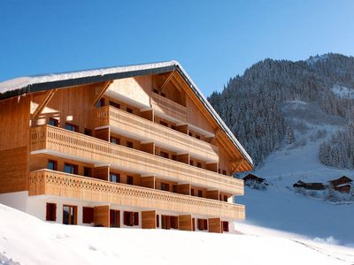 Photo for Apartment Résidence Le Grand Lodge  in Chatel, Haute - Savoie - 4 persons, 1 bedroom