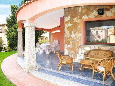 Photo for Vacation home RESIDENCE REI SOLE (REI300) in Costa Rei - 6 persons, 2 bedrooms