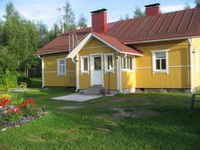 Photo for Vacation home Hankakorpi in Hankasalmi - 8 persons, 2 bedrooms