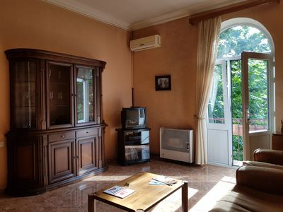 Photo for Family suite within 20 min walk from Republic Square