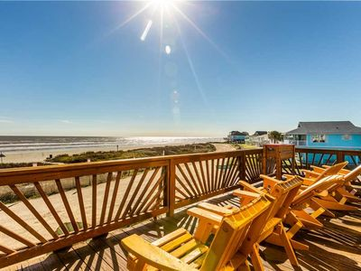 """Photo for 20% off NOW at """"Ocean View"""" sleeps 14 with private master suite!"""