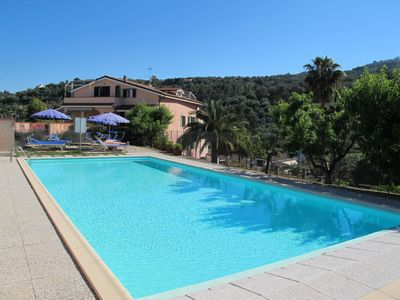 Photo for One bedroom Apartment, sleeps 4 in Diano Castello with Pool and WiFi