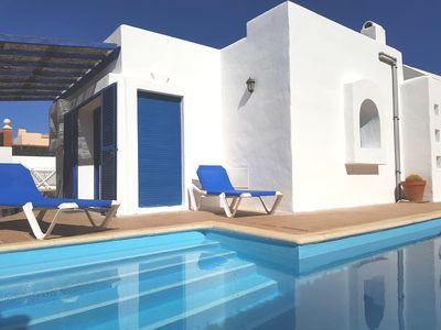 Photo for Villa With Private Heated Pool In Desirable Location, Superfast Fibre & Smart tv