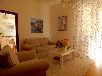 Photo for S146 - Sirolo, new three-room apartment in the center with terrace