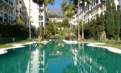 Photo for Holiday apartment Marbella for 1 - 4 persons with 1 bedroom - Holiday apartment