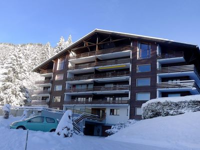 Photo for 2BR Apartment Vacation Rental in Ollon, Vaud