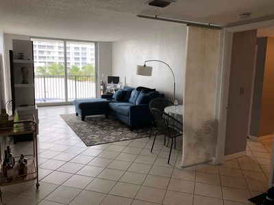 Photo for 3mo. min Seasonal or Long term Rental / Beachfront in wonderful Surfside