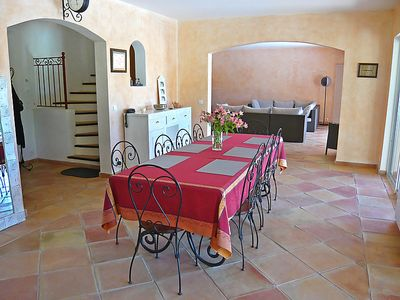 Photo for Vacation home Les Suves 2 in Cavalaire - 10 persons, 5 bedrooms