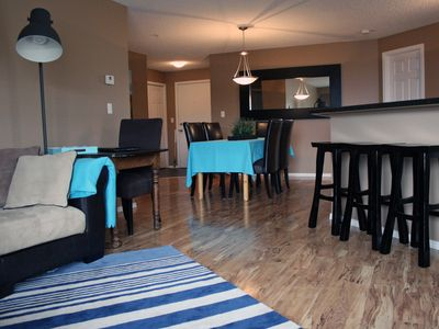 Photo for Beach Themed Family Condo (Sleeps 7) At Lake Windermere Pointe In Invermere