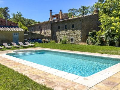Photo for Catalunya Casas: Fantastic La Foixa getaway for 8 people, only 15km from Girona