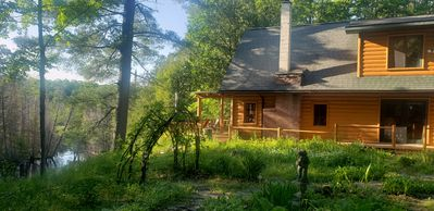 Photo for Sturgeon Valley Cabin..Riverfront property