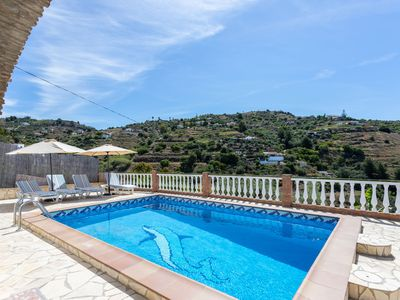 Photo for Beautiful villa w/ private pool, terrace and BBQ private!